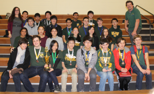 Ward Melville's Science Olympiad Season Kicks Off