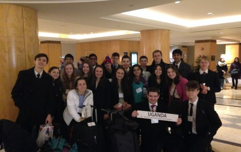 Ward Melville Model UN Enters the World Stage