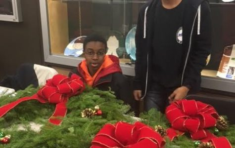 Come and Buy Wreaths at Sweeney Todd!