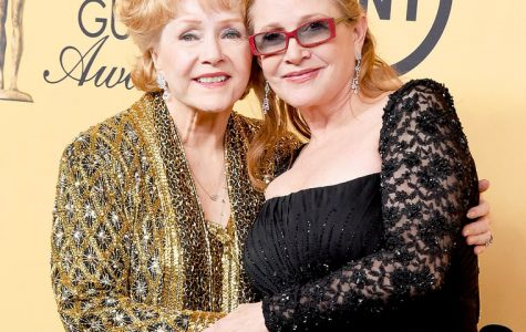 America's Sweethearts Carrie Fisher and Debbie Reynolds Die