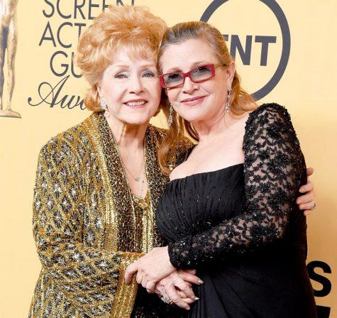 America's Sweethearts Carrie Fisher and Debbie Reynolds Die