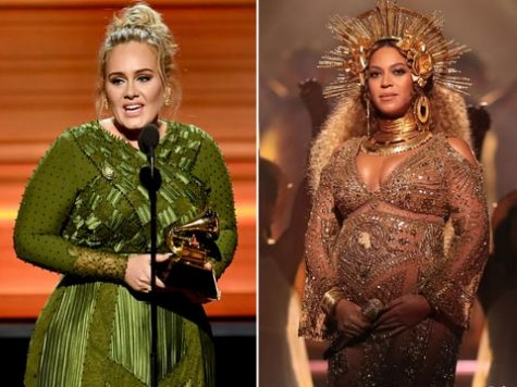 59th Annual Grammy Awards: Adele, Beyonce, and Everyone Else