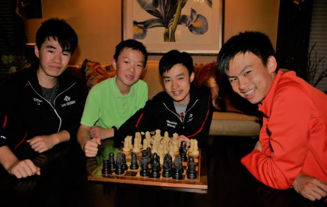 Winning the US Team Chess Championships