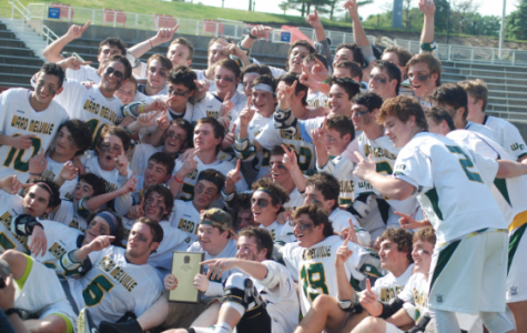One More County Championship for Boy's Lacrosse