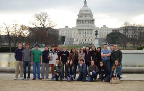 Ward Melville Model UN Caucuses in Washington