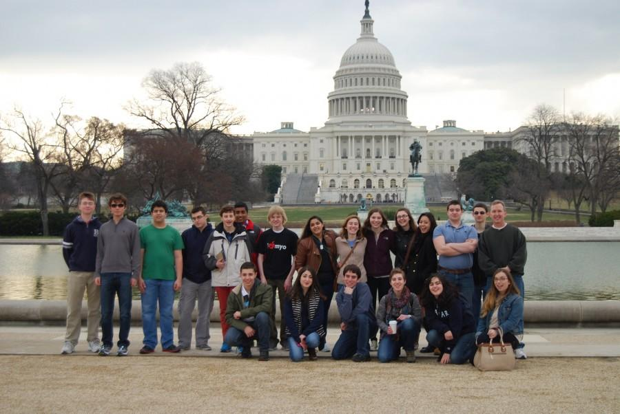 Ward Melville Model UN Caucuses in Washington