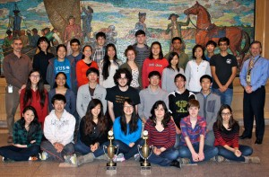 Disqualified Ward Melville Science Olympiad Team Strives to Change Unfair Policy