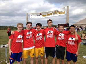 Ward Melville Boys Cross Country 2014