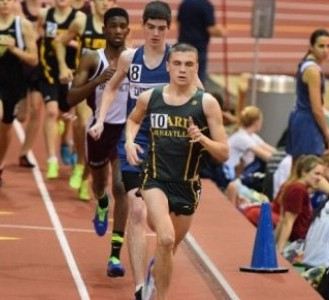 Track Star Charlie Theiss Breaks Not One, But Two Records At Nationals