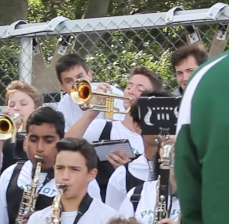 Marching Band Reflects on Homecoming Performance