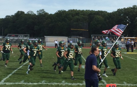 Homecoming Game 2015: Ward Melville v. Northport