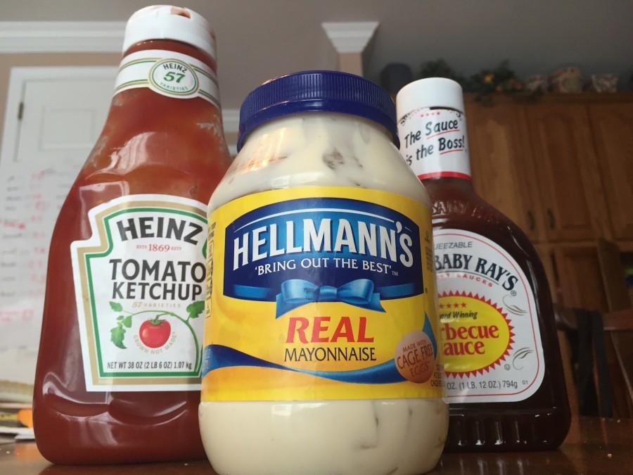 Crazy for Condiments: A Necessary Feature