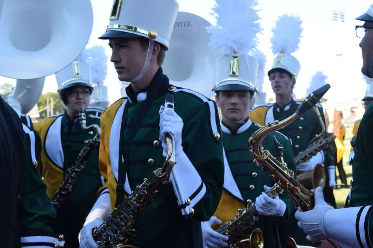 The Newsday Marching Band Festival: I Was There!