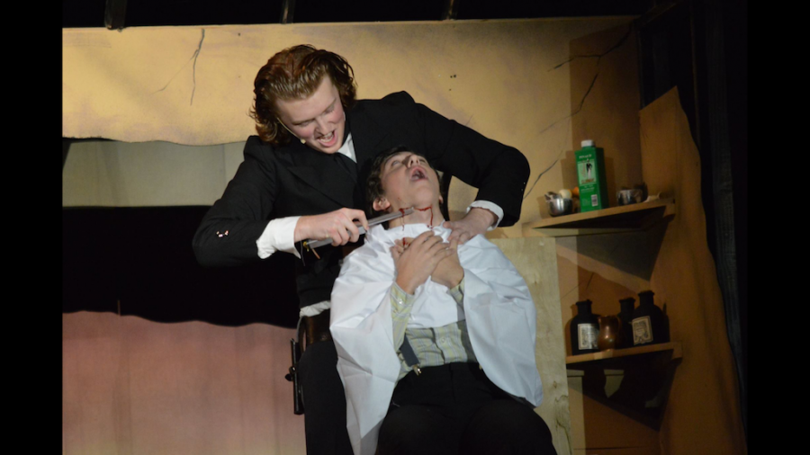 Sweeney Todd: The Demon Barber Takes on Ward Melville
