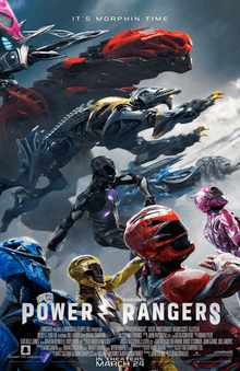The Power Rangers Movie Isn't That Bad