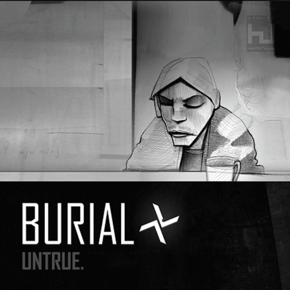 Monthly Review: Burial - Untrue