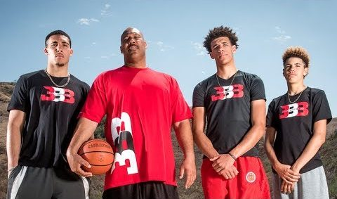 The Ball Family's Meteoric Rise to Fame