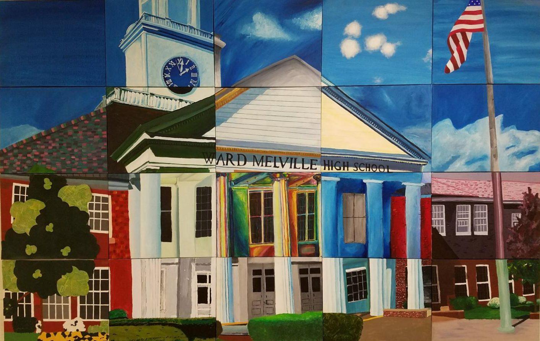 Ward Melville High School Art