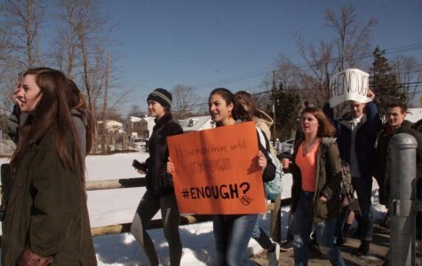 Ward Melville Walk-Out