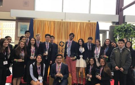 Another Glorious Year at States for DECA
