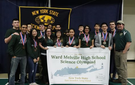 Ward Melville Science Olympiad Competes at States Tournament