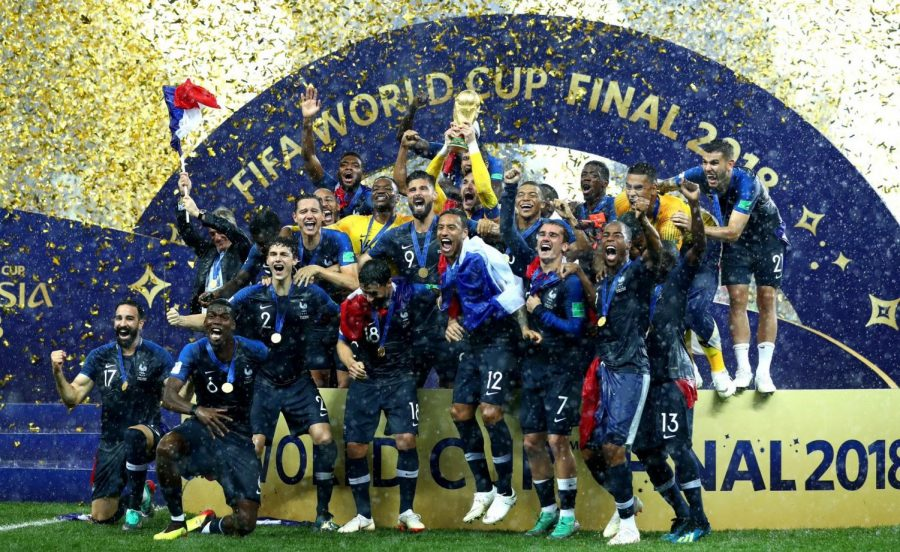 France: Champions Of the World - The Story
