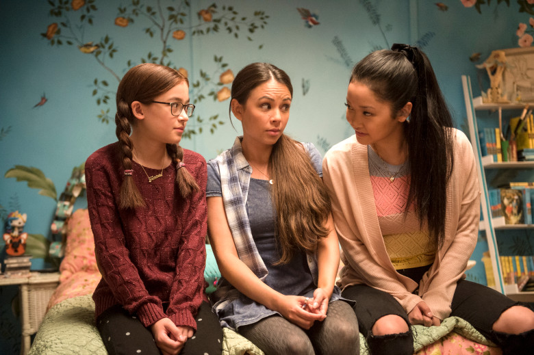 Scene from To All Of The Boys I've Loved Before