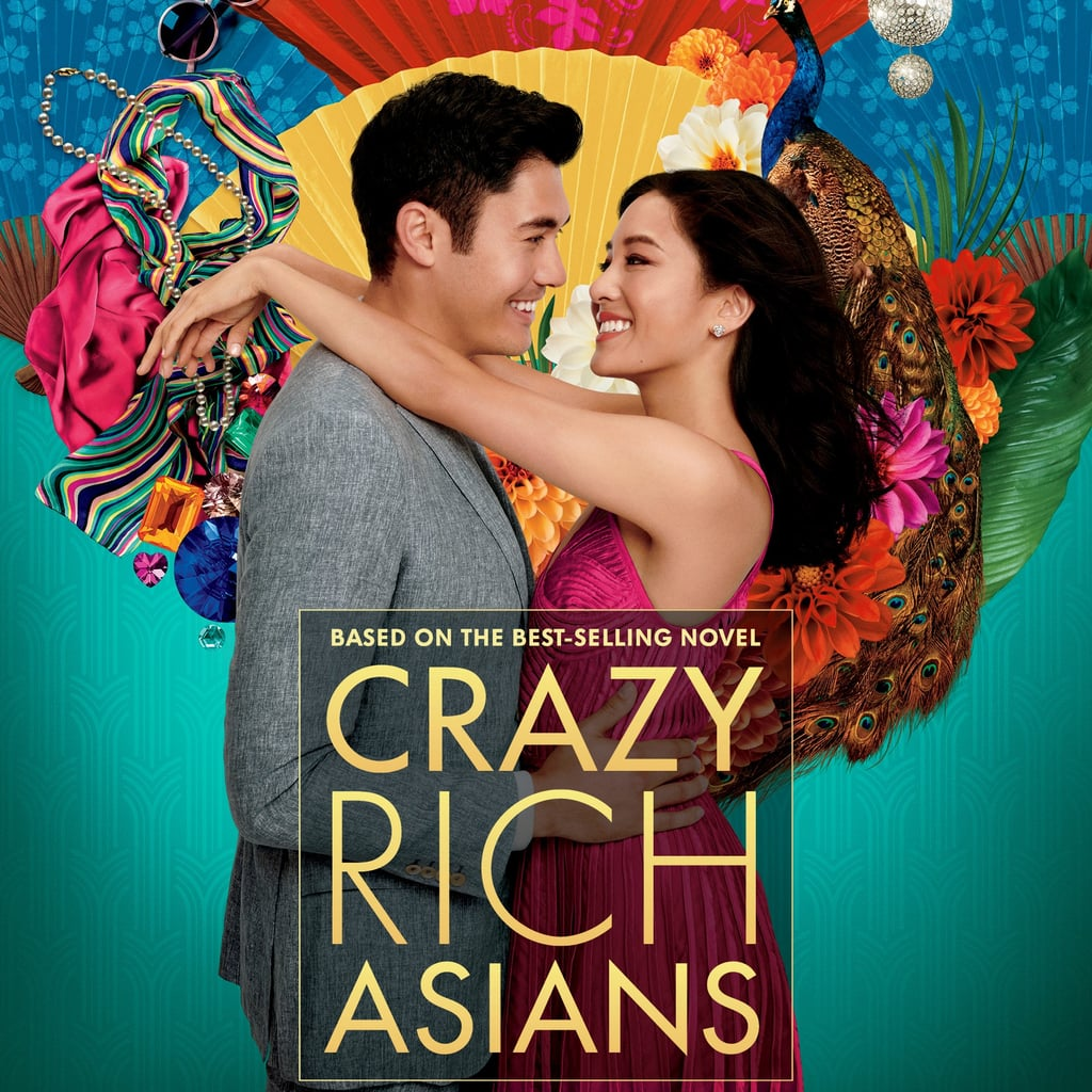 Film poster for Crazy Rich Asians (from PopSugar)