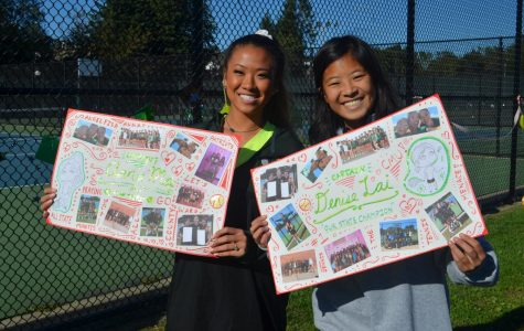 Girls Varsity Tennis Champions Proceed to States