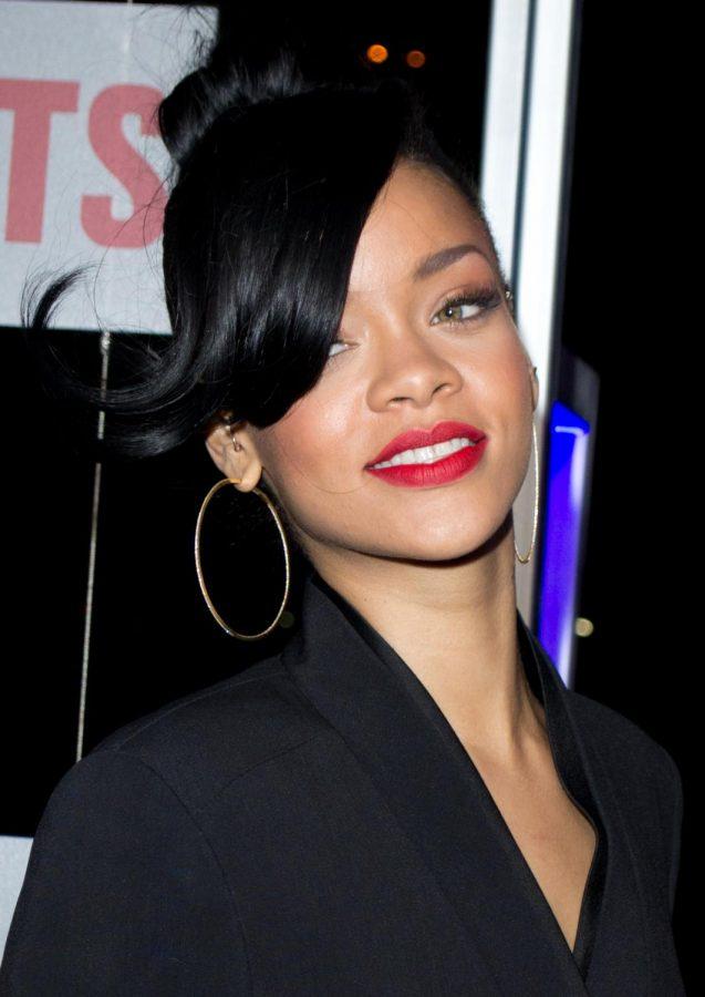 Rihanna in 2012