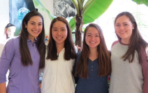 Four Seniors Named Regeneron Scholars