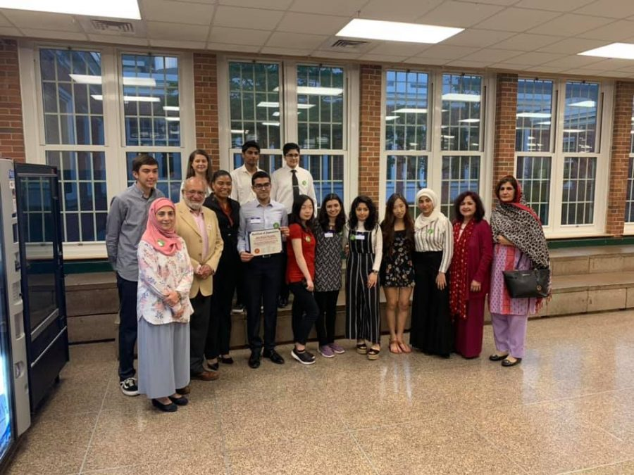 Ward Melville MSA Hosts First Ramadan Event