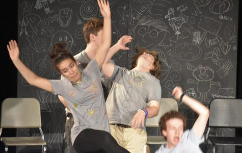 The Award-Winning Ward Melville Players Present: Annual Improv Show