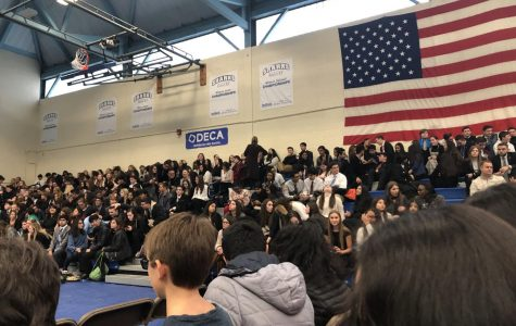 Ward Melville students compete at the regional DECA competition at Suffolk County Community College
