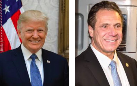 Trump vs. Cuomo: An Evaluation of Leadership in Response to the COVID-19 Pandemic