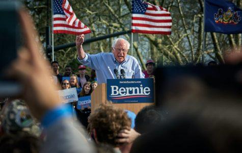 Senator Bernie Sanders Suspends His Presidential Campaign
