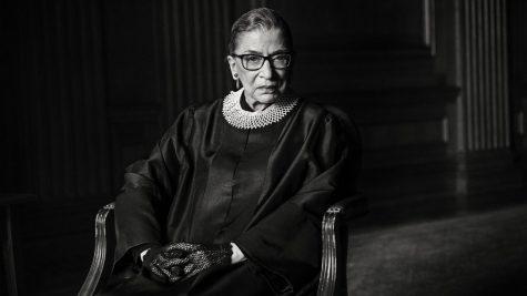 Justice Ruth Bader Ginsburg (Source: Sebastian Kim/Time)